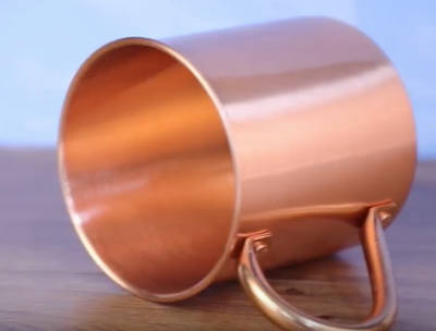 are copper mugs safe to drink from