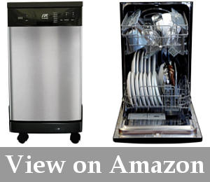 best dishwasher for tall wine glasses