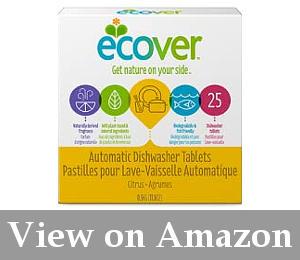 detergent for bosch dishwasher
